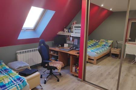 Przytulny pokój na wsi