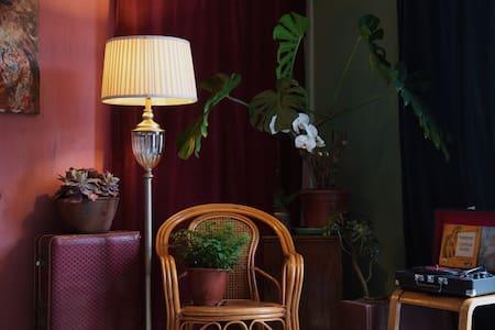 【The Great Mantou·馒头山大饭店】-老城民居花园露台