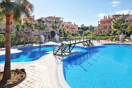 Marbella,Estepona,Hacienda del Sol - Эстепона - Квартира