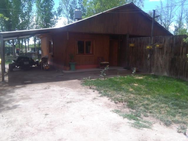 Cabaña Doña Negra