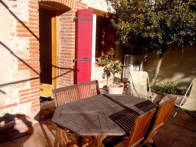 Nice house near Perpignan - Bages - House