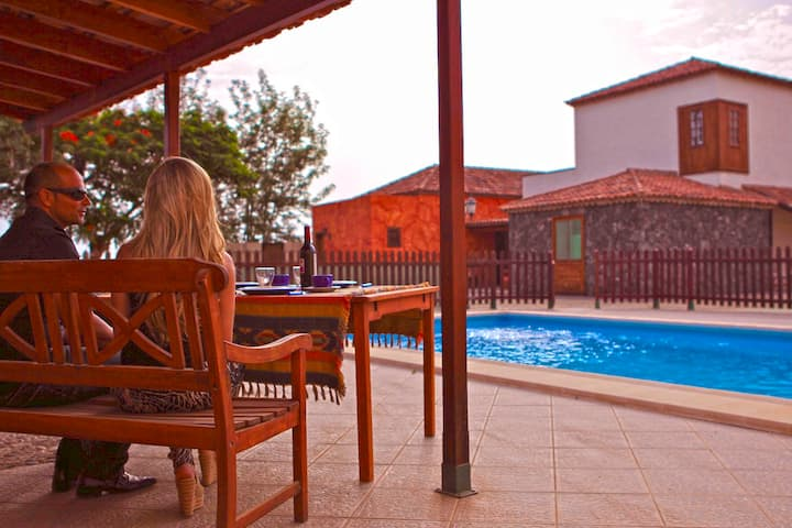 Relax en precioso Alojamiento Rural