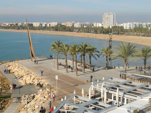 Piso Disponible en Reus, a 6km de PortAventura - Reus - Wohnung