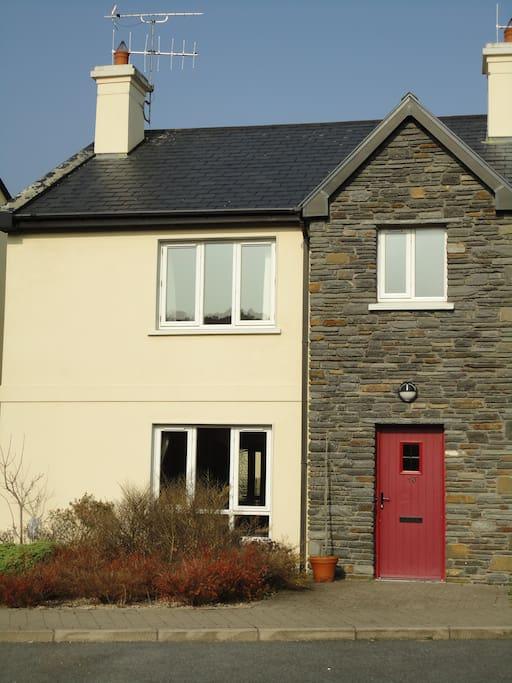 house in durrus village h user zur miete in durrus cork. Black Bedroom Furniture Sets. Home Design Ideas