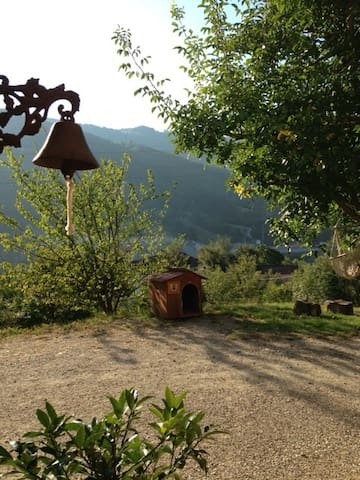 Bosco dei Cervi romantico B&B - Grizzana Morandi - Bed & Breakfast