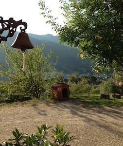 Bosco dei Cervi romantico B&B - Grizzana Morandi - Inap sarapan