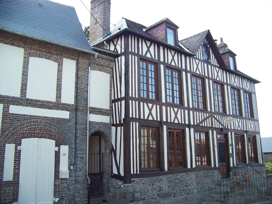 Maison dr vassaux b b belle ile 2p chambres d 39 h tes for Chambre d hote haute normandie