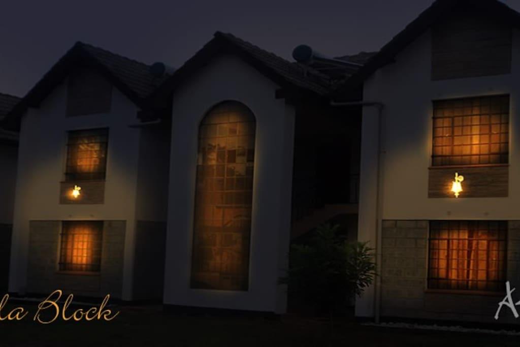 Afrika Lodges Sagalla Block