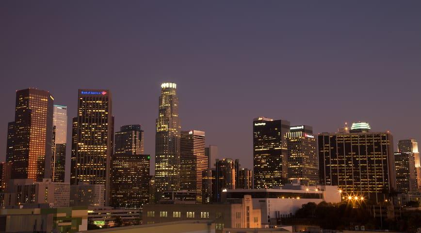 5 STAR OASIS in DTLA! - 로스앤젤레스 - 로프트