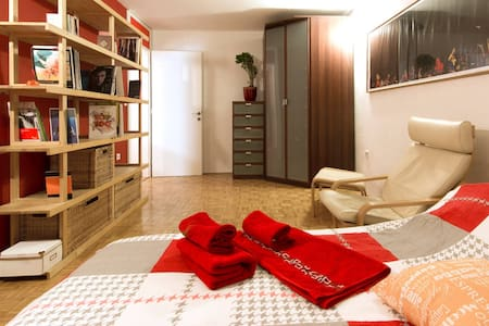 Spacious room on a nice location - Ljubljana