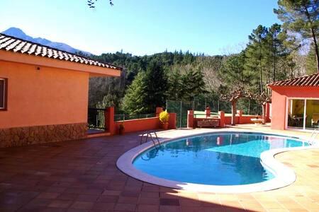 Villa Arbucies in Girona for 8 - Arbúcies - House - 2