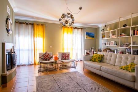 Superbe appartement  3 chambres - Coruche - Apartamento