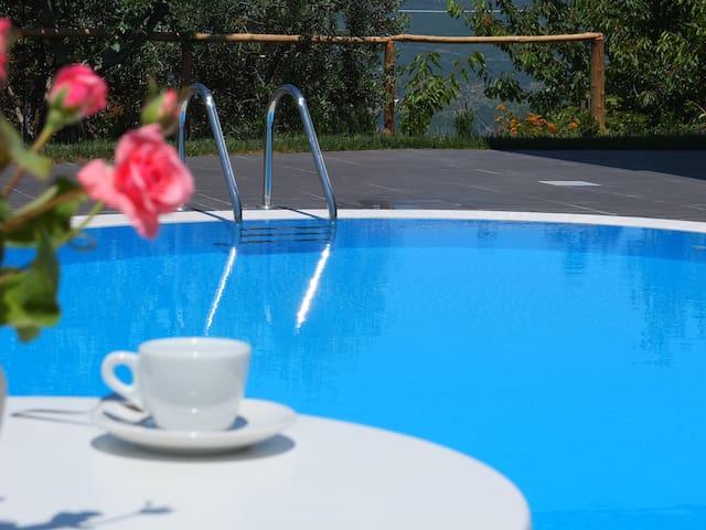 Villa Marinella Cilento - Monte Cicerale - Apartament
