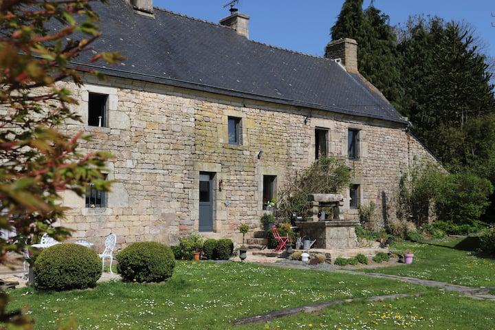 Langonnet-Chambre d'hôte dans demeure de charme