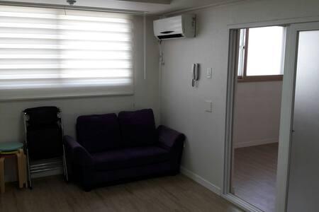 [유성온천역 10초거리] 풀옵션 아파트(단독사용) - Yuseong-gu - อพาร์ทเมนท์