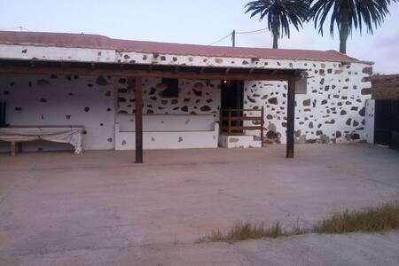 casa rural La Hoya - Valle de Santa Inés