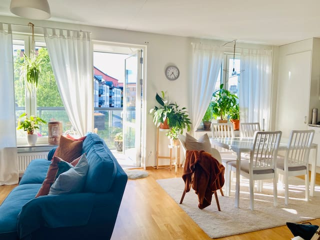 Modern apartment 15 min from city central