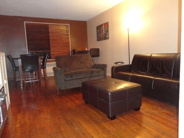Spacious room in flushing ny ❤️ - Queens - Wohnung