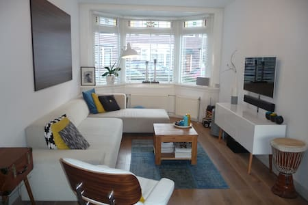 Family House near Amsterdam & beach - Haarlem - Casa