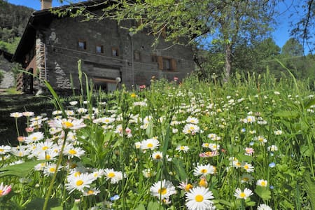 Grange Epiney Bed & Breakfast Matrimoniale - Derby-villaret