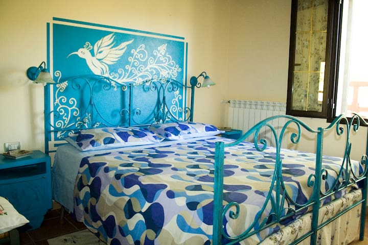B&BVillaSerenaCollinasSPn49 km0,800 - Collinas  - Bed & Breakfast