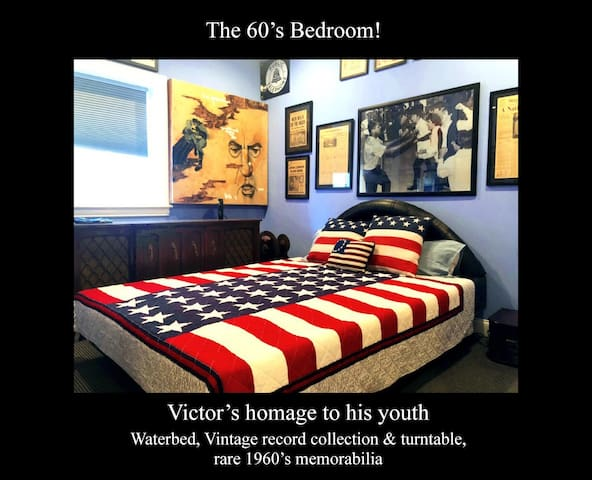 The 60'S Room at Victorville