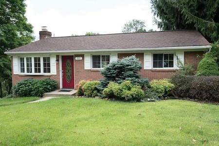 Private Apartment with Fireplace - Harrisonburg - Haus