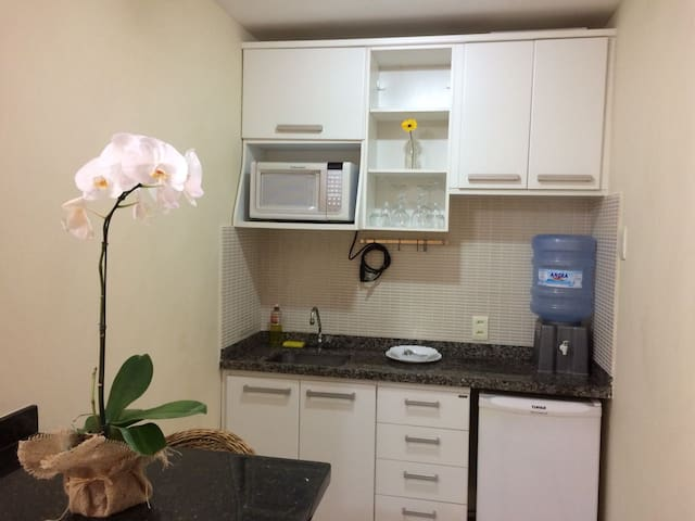 Apartamento mobiliado em Angra dos Reis (202)