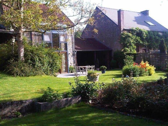Maison cosy au cœur de la nature