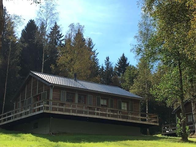 Chalet douillet dans les Hautes Fagnes - Büllingen