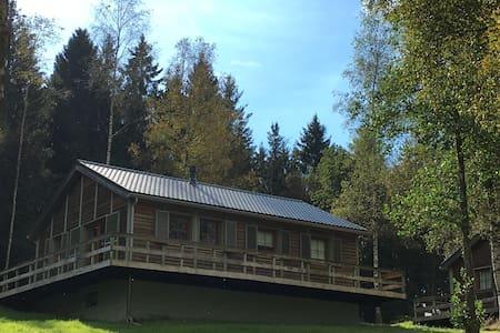 Chalet douillet dans les Hautes Fagnes - Büllingen - Chalupa