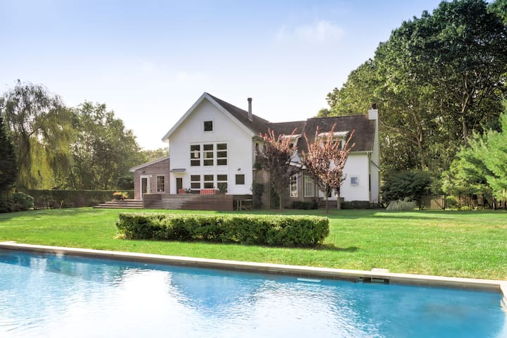Field House Compound with Pool House, Tennis , Spa