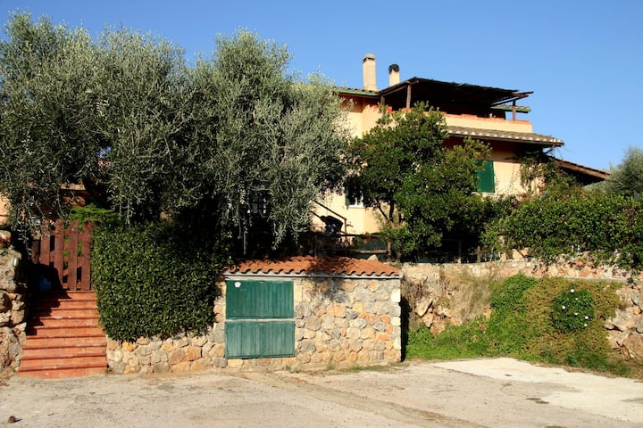 FAMILY AND GROUP HOME IN TUSCANY, CLOSE TO THE SEA