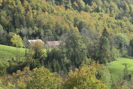 Paradijselijke plek - Les Planches-en-Montagne