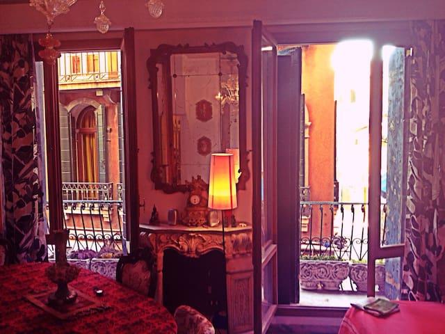 San marco casanova venetian room maisons louer for Chambre 6095
