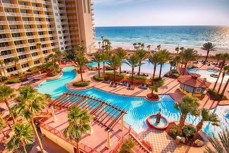 Shores of Panama #614 - Great view! 21 yrs. old ok - Panama City Beach