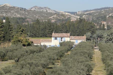 Bienvenue dans un ancien mas - Maussane-les-Alpilles - Rumah