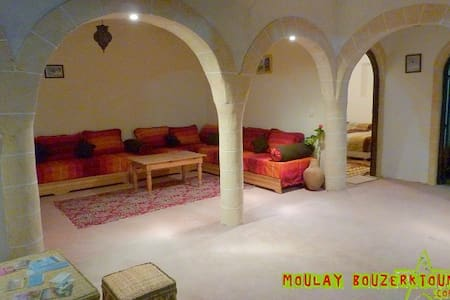 Moulay Bouzerktoune El Mouja Surf - Essaouira - Bed & Breakfast