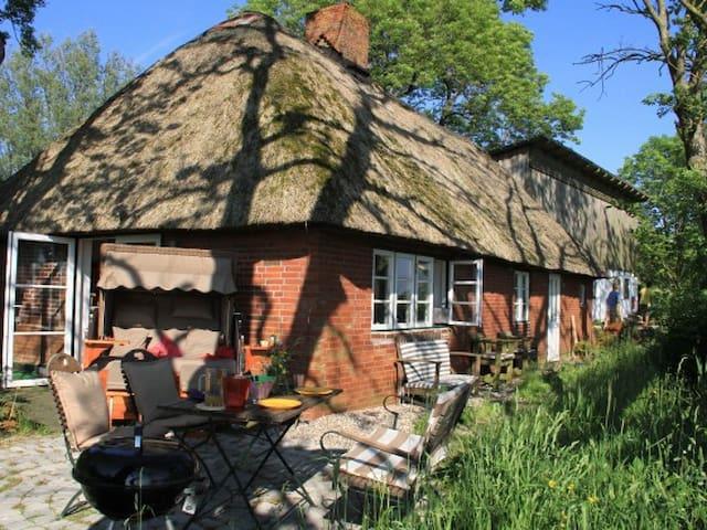 Kate am alten Deich - Tetenbüll - Casa