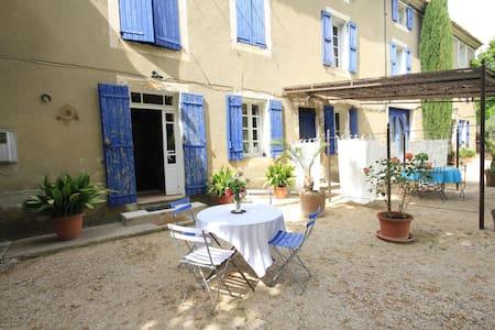 Gite / B&B in farmhouse 2 rooms - Beaumes-de-Venise - 独立屋