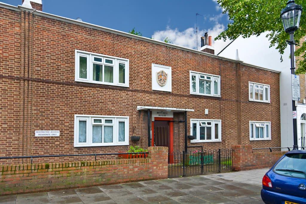 Upper St. flat (Angel/Highbury& Islington) - Apartments ...