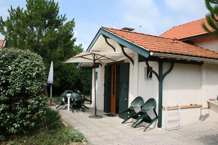 Villa rénovée - 6p - plage à 300 m - Vendays-Montalivet