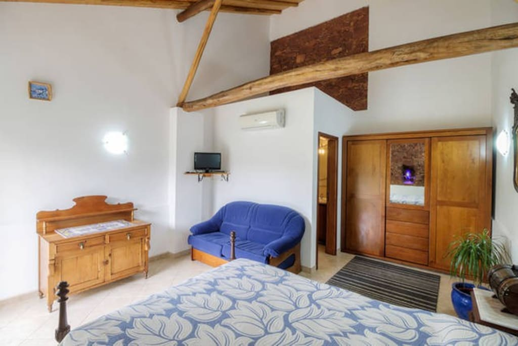 Each of our guest bedrooms are  individually designed.