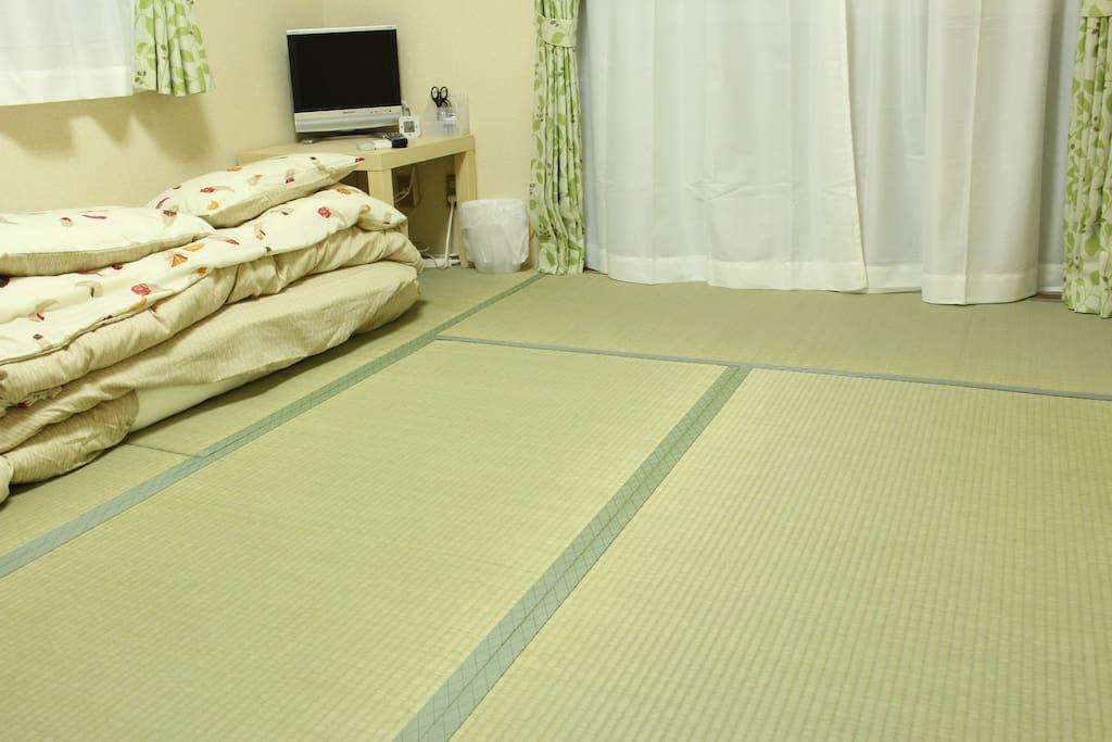 和室 Japanese style room