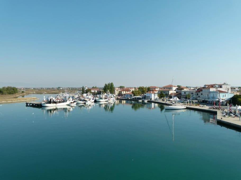 Harbour Keramoti
