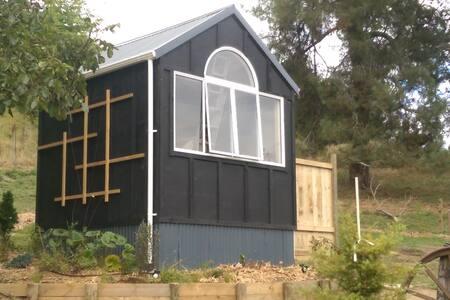 "Glamping  Mini House  ""Sunlight Cabin"" - Ngatira - 小屋"