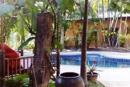Beautiful garden villa with shared pool - Ko Samui