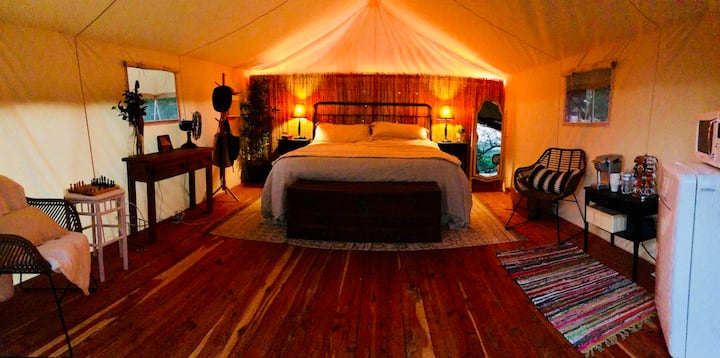 Firefly Room - Safari Tent
