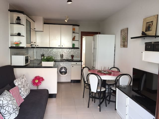 Apartamento junto la playa de Somo