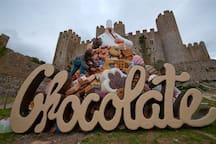 Chocolat festival...